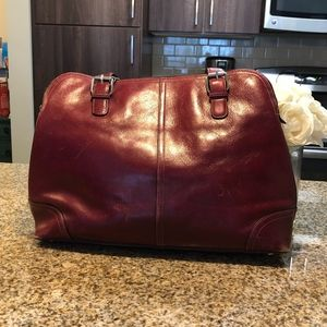 Fossil Tote Great condition